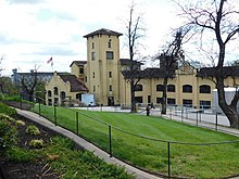 Four Roses bourbon distillery.jpg