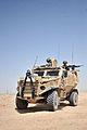 Foxhound Patrol Vehicle in Afghanistan MOD 45154007.jpg