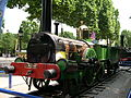France Paris Champs Elysees Locomotive Saint Pierre.JPG