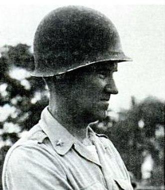 Francis William Farrell - Farrell in command of Korean Military Advisory Group, circa 1951