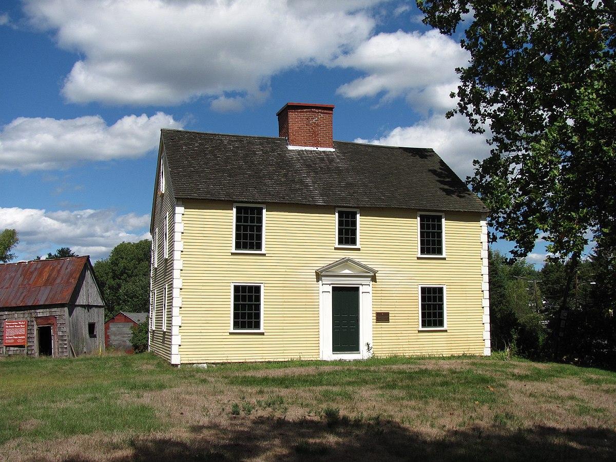 List Of Farm Buildings
