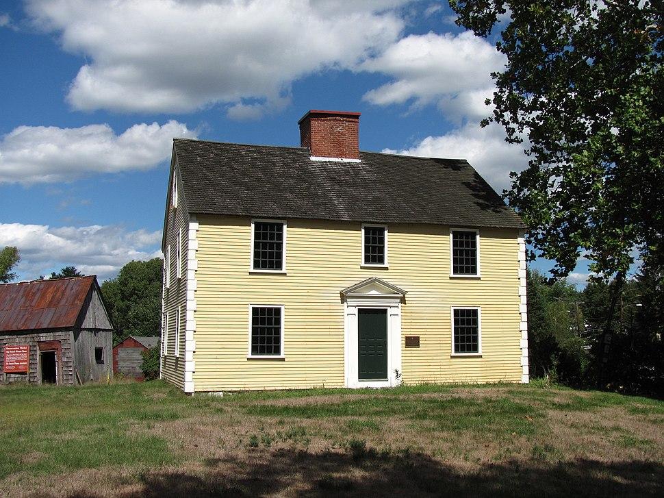Francis Wyman House, Burlington MA