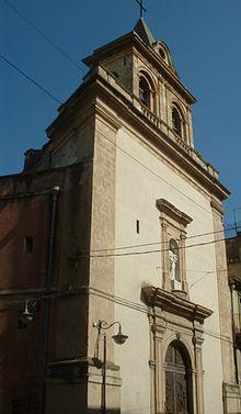 La Chiesa del Carmine