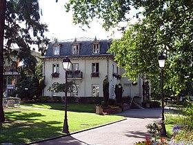 Franconville Val DOise Wikipdia