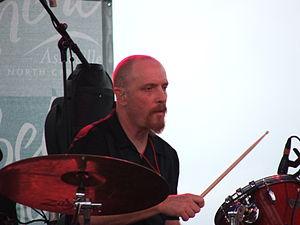 Frank Funaro - Funaro performing in July 2006