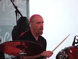 Frank Funaro American drummer