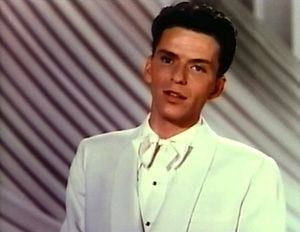 1940s in music - Frank Sinatra was one of the best-selling male pop artists of the 1940s.