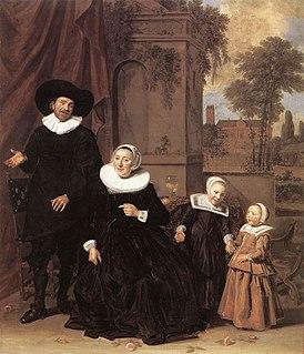 painting by Frans Hals (Cincinnati Art Museum)