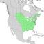 Fraxinus pennsylvanica range map 1.png