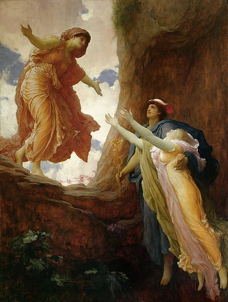 File:Frederic Leighton - The Return of Persephone (1891).jpg