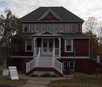 Granby, Connecticut - Frederick H. Cossitt Library