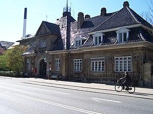 Fasanvej - Image: Frederiksberg Hospital