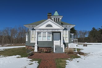 Somers, Connecticut - Free Public Library