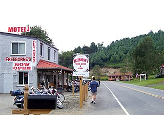 Laurel Springs, North Carolina Unincorporated community in North Carolina, United States