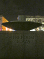 Freedom plaza entrance 2-2015.png