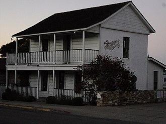 Monterey State Historic Park - Fremont Adobe