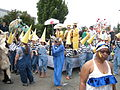 Fremont Solstice Parade 2008 - Dunces and Scholars 01.jpg