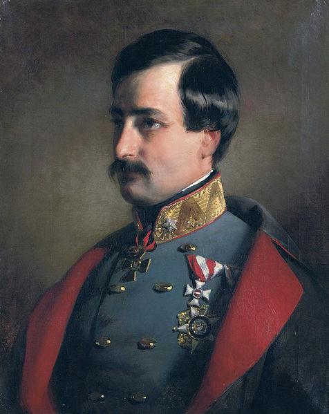 File:Friedrich von Amerling - Portrait of Count Alexander von Mensdorff-Pouilly, Prince von Dietrichstein zu Nicolsburg.jpg
