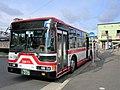 Friend bus (Meitetsu Bus) at Hekinan Station 02.jpg