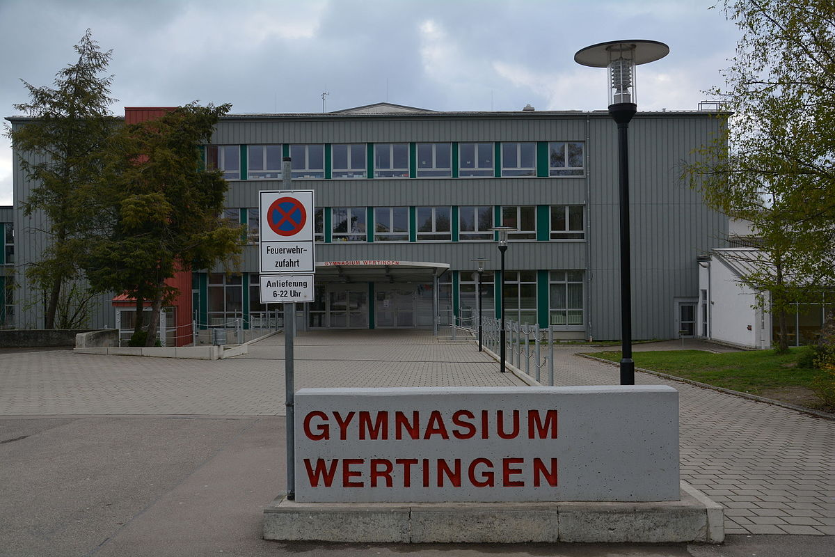 Gymnasium Wertingen – Wikipedia