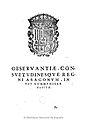Fueros y observancias del Reyno de Aragon 1664.jpg