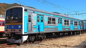 Fujikyuko Line - Image: Fujikyu 6051