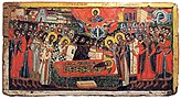 Funeral ceremony of St. Stefan Decanski.jpg