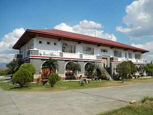 Dupax del Norte - Dupax del Norte Town hall