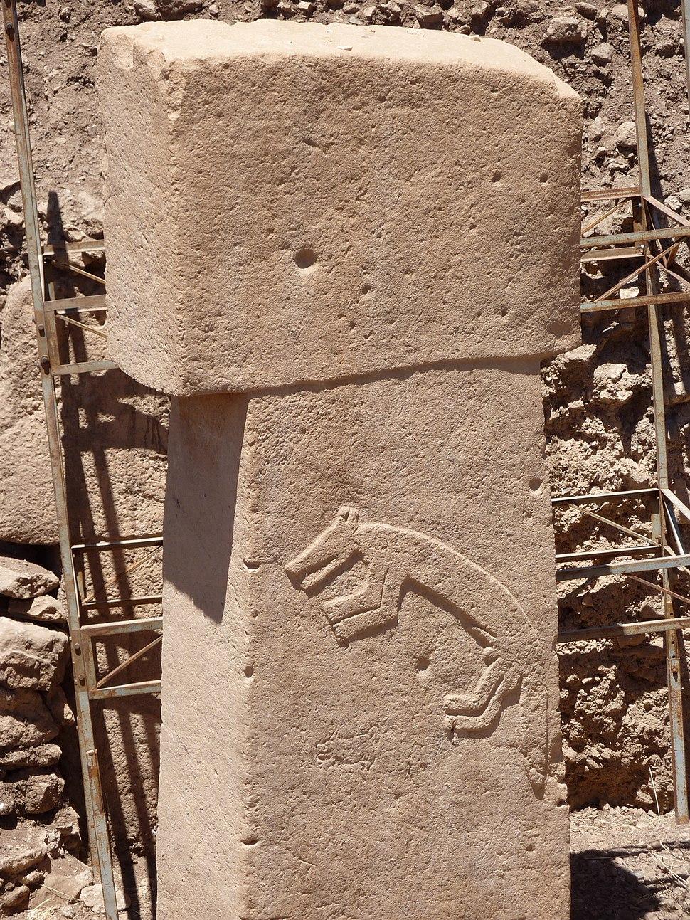 Göbekli Tepe Pillar