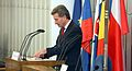 Günther Oettinger 12th Meeting of Presidents of Parliaments of the Regional Partnership+ Countries Polish Senate.JPG