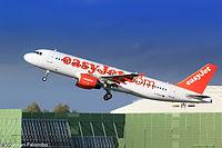 G-EZUS - A320 - EasyJet