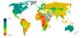 GM - Countries by Economic Freedom Index.png