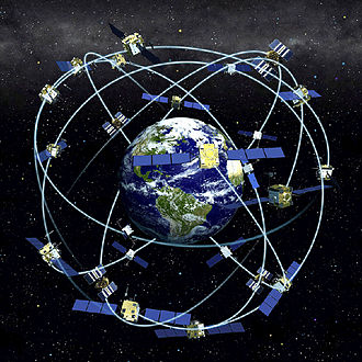 Space and Missile Systems Center - GPS constellation