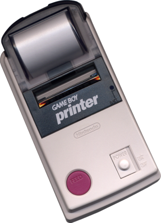 The Legend of Zelda: Link's Awakening - The Game Boy Printer accessory was compatible with the DX release of Link's Awakening. Players could print out certain screenshots obtained in the game.