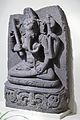 Ganeshani - Black Stone - Circa 10th Century CE - Bihar - ACCN 3919 - Indian Museum - Kolkata 2015-09-26 3895.JPG