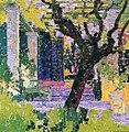 Garden in San Domenico Augusto Giacometti (1912).jpg