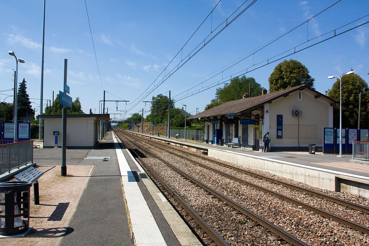 Station montigny sur loing wikipedia - Garage montigny sur loing ...