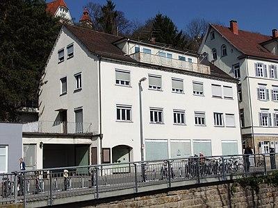 Gartenstraße 7 (Paul-Sinner-Haus) by Marek Wojciechowski.jpg
