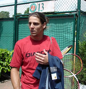 2011 ATP World Tour - Gastón Gaudio is the only player to have won a Grand Slam title (the 2004 French Open) saving match points in the final.