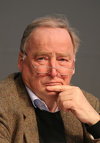 2017 German federal election - Image: Gauland 2014 (cropped)