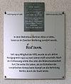 Gedenktafel Berliner Allee 23 (Weiß) Else Jahn.jpg