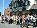 Gee Cross Well Dressing 2003 - geograph.org.uk - 1071844.jpg