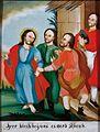 Gege (workshop) Jesus und die Emmausjünger 19Jh.jpg
