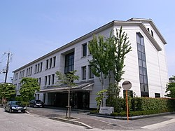 Gekkeikan head office.JPG