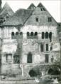 Gelnhausen Romanische Haus 1881 (Ludwig Bickell).png