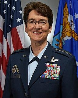 Jacqueline Van Ovost US Air Force general