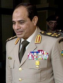 Ägyptens Militärschef Al-Sisi kündigt Präsidenschaftskandidatur an