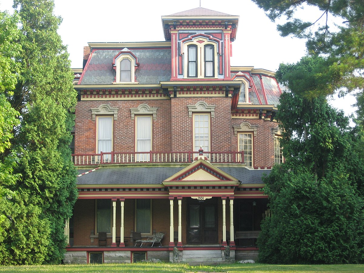 Gen Asahel Stone Mansion Wikipedia