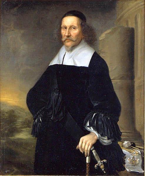 Georg Stiernhielm, 1598-1672