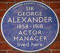 GeorgeAlexanderBluePlaque.jpg